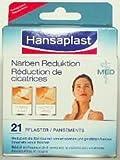 Hansaplast Narben Reduktion Pflaster, 21 St.