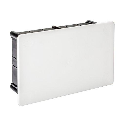 Unterputz Abzweigkasten (100x160x50mm, CLIP-Deckel)
