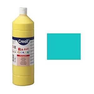 Creall havo018131000ml 13Turquesa Havo Basic Color Póster Pintura Botella