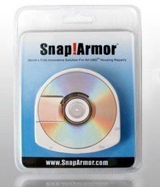 Snap Armor UMD Housing Repair Protective Game Case by Digital Gaming International Trading Inc Protective Snap
