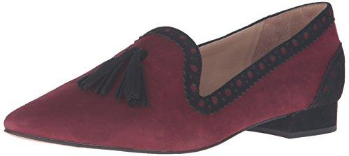 franco-sarto-stella-femmes-us-8-rouge-chaussure-plate