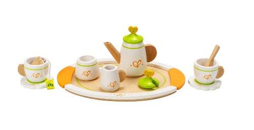 Hape E3124 - Servizio da Tè per Due