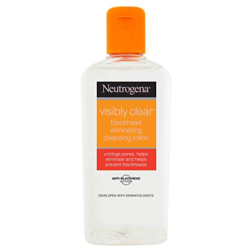 Neutrogena Visibly Clear Blackhead Eliminating Cleanser 200ml