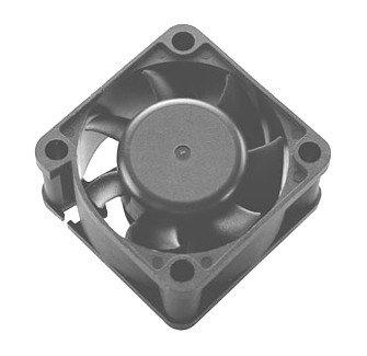 40x20mm - SmartCooler© multivolt (gleiche Drehzahl zwischen 6-12 Volt !!!) low speed Lüfter LFM1440LM, doppeltes NANO Kugellager, ca. 300.000 Std. MTBF, mit Tachosignal und 3-Pol. Stecker, 3.000 U.P.M., 6,2 m³/h, 12 dbA (Kugellager Lüfter Low-speed)