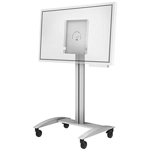 PEERLESS Mobile Cart with Rotational Interface for The Samsung 139,7cm 55Zoll FLIP WM55H Peerless Flat Panel Floor Stand