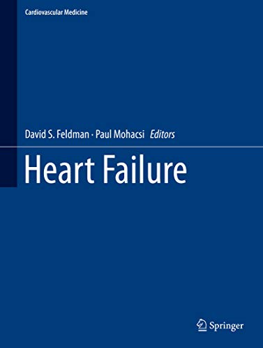 Heart Failure (cardiovascular Medicine) por David S. Feldman epub