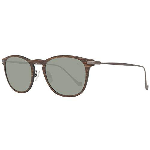 Hackett London Herren HSB86211252 Sonnenbrille, Braun (Marrón), 52