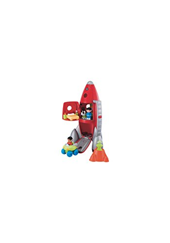 Image of Early Learning Centre Figurines (Happy land Rocket)