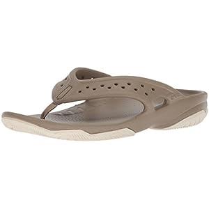Crocs Swiftwater Deck Flip Men, Infradito Uomo