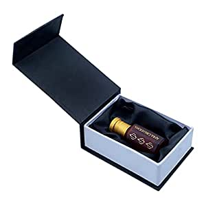 Original Dubai Famous Rose Chandan(mild) Gold Attar Perfume - 12ml { With 1 Surprise Gift } Most Wanted Fragrance, Long Lasting | Alcohol Free, Pure - For Men And Women