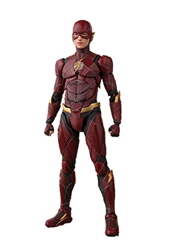 5ebbfe075ff45 Bandai Tamashii Nations Justice League S.H. Figuarts Action Figure Flash  Tamashii Web Exclusive 15 cm