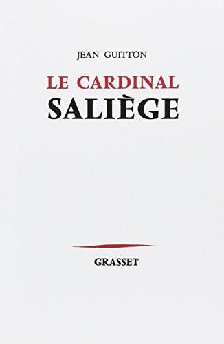 Le Cardinal Saliege par Guitton Jean