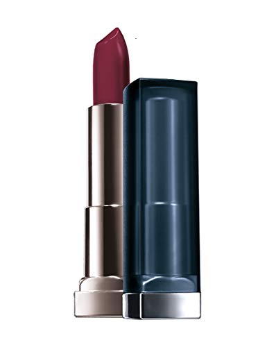 Maybelline new york color sensational matte rossetto, 975 divine wine