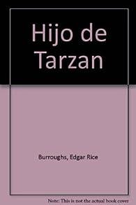 Hijo de Tarzan par  Edgar Rice Burroughs