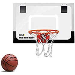 Pro Mini Hoop - Professioneller Mini Basketballkorb, multicolore