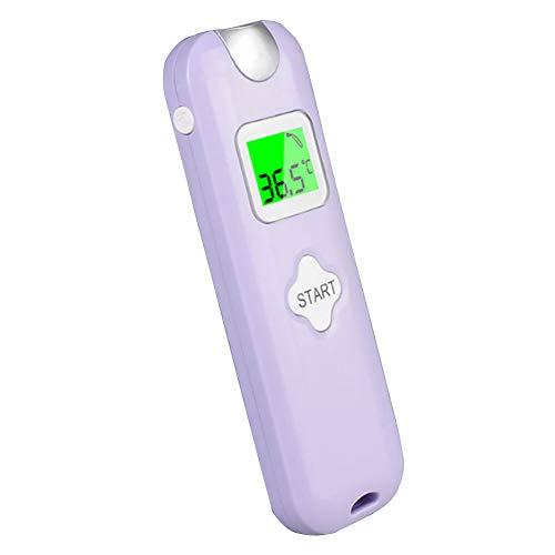 NACHEN Thermomètre Frontal Infrarouge Mesure de la température pour bébé et Adulte à Domicile et à Usage médical