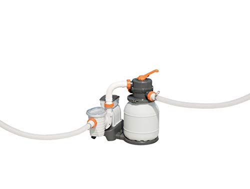 Bestway 58495 Sand Filters Pvc White