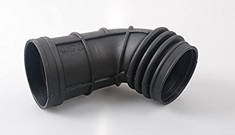 Beehive Filter 13541705209 Air Mass Sensor To Air Boot Intake Hose, Flow Meter Tube for 320i 323Ci 323i 325Ci 325i 325xi 328Ci 328i Z3 2.5 Z3 2.5i Z3