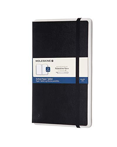 paper tablet Paper Tablet Pointille Grand Format Noir 02
