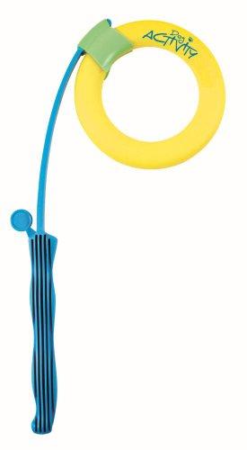 Trixie 32511 Dog Activity Ringschleuder, schwimmend ø 17 cm/48 cm