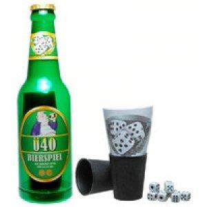 Preisvergleich Produktbild Udo Schmidt Bier-Würfel-Spiel Ü40