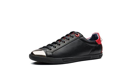 OPP Chaussures de Ville à Lacets Oxford pour Homme