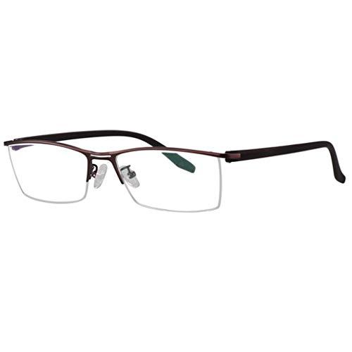 LYHD Lesebrille, zum Blockieren von UV-, Blaulicht-Schutzbrillen, Anti-Augen-Belastung/Anti-Kratzer/Anti-Verschmutzungen, Unisex (Männer/Frauen)