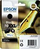 Epson c13t16814010schwarz Tintenpatrone–Tintenpatronen (schwarz, Workforce wf-2660dwf, oben, Leuchtmittel)