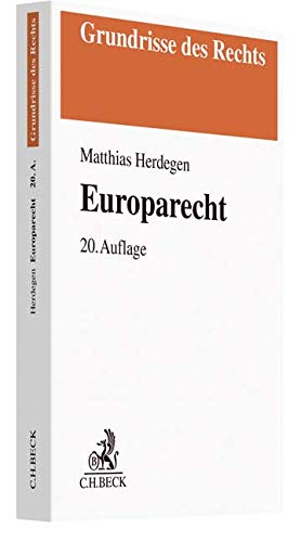 Europarecht (Grundrisse des Rechts)