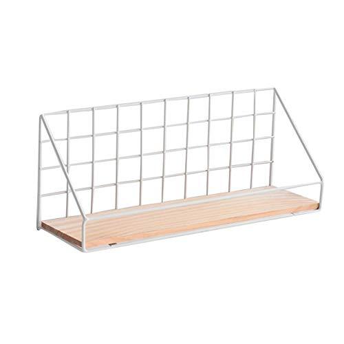 Wandregal Schweberegal Aufbewahrungsregal Holz Hängeregal für Wohnzimmer Schlafzimmer Badezimmer Küche