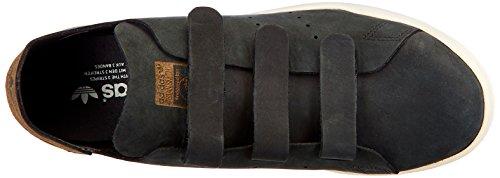 adidas Stan Smith Op Cf W, Scarpe da Ginnastica Donna Nero (Cblack/Cblack/Owhite)