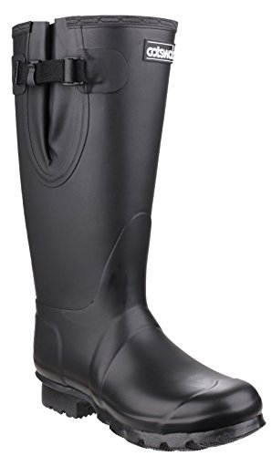 Cotswold Mens Kew Neoprene Welly Olive