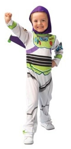 Toy Story Buzz Lightyear? costume for boys - 5 to 6 years/ Medium by RUBBIES ()