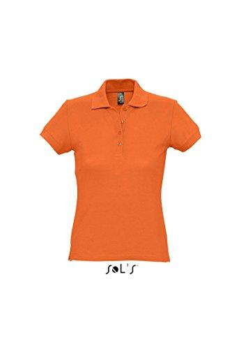 SOLS Women' s Polo Passion 11338 Arancione