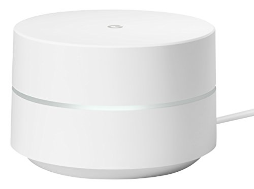 Google Wifi Whole Home System (Single Pack) – White