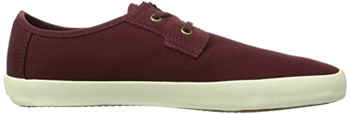 Vans  M MICHOACAN  PORT ROYALE/MAR, Baskets pour homme Rouge - Rot (port royale/mar / DOQ)