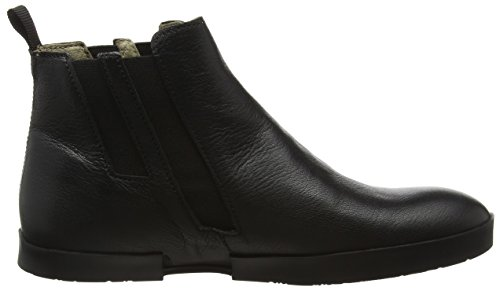 FLY London Evan777fly, Bottes Chelsea Femme Noir (Black 000)