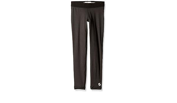 c7db043388ae6 Soffe Girls' Big Dri Legging, Black, X-Small: Amazon.co.uk: Clothing
