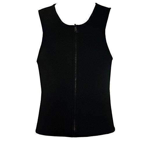 Faja Reductora Hombre Camiseta Reductora Compresion