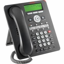 Avaya one-X Deskphone - Black **New Retail**, 700508260 (**New Retail** Value Edition 1608-I - VoIP Phone) Avaya Voip-system