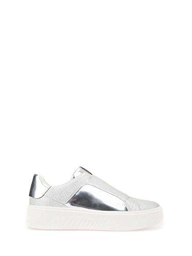 Geox Platform Sneaker Größe 39 Silver