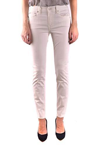 Ralph Lauren Luxury Fashion Damen MCBI35999 Weiss Jeans | Jahreszeit Outlet - Ralph Lauren Denim Weiß