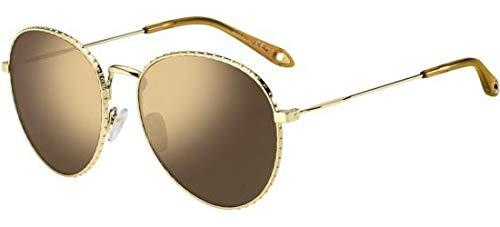 Givenchy Sonnenbrillen Blush GV 7089/S Gold/Brown Damenbrillen