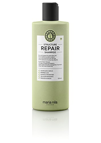 Maria Nila Structure Repair Shampooing, 350 ml