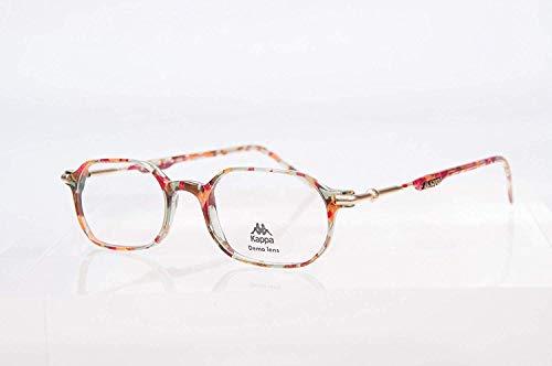 Kappa Brille Sichtbrille Glasses Occhiali Gafas Vintage 0855 15306 ON, mehrfarbig