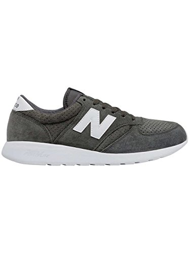 New Balance 420 Re-engineered Suede Gris Gris 43