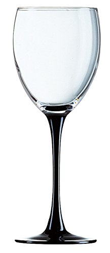Dajar Domino 230641 6 Verres à vin 25 cl Rouge