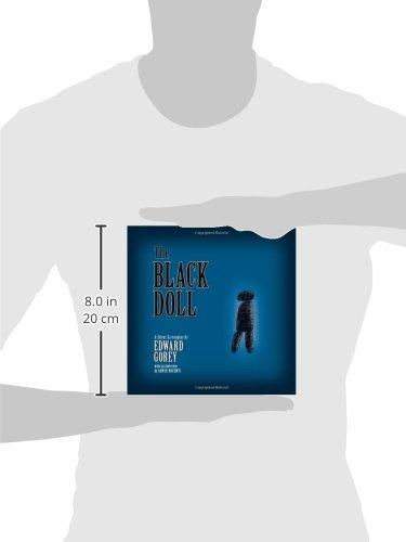 The Black Doll: A Silent Screenplay by Edward Gorey A161