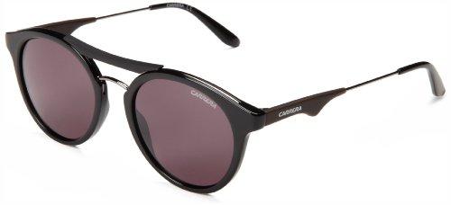 Carrera UV Protected Phantos Unisex Sunglasses - (CARRERA 6008 ANS 5070 50 Black Color)