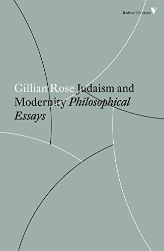 philosophy and modernity essay Modernity, modern social theory, and the postmodern  book theorizing modernity  to overgeneralized and hyper-rational features of modern philosophy and.